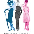 How do I look?  by Melanie St Clair