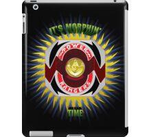 It's Morphin' Time (Dragonzord) iPad Case/Skin