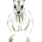 Wallaby I by Jennie L. Richards