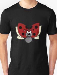 Ladybug Cartoon T-Shirt