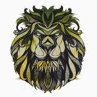 Irie Lion by AmitArt