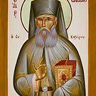 St Savvas of Kalymnos by ikonographics