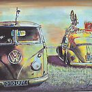 Bus N Bug by Sharon Poulton
