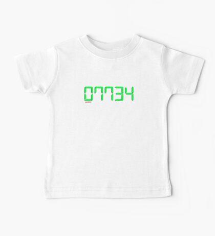 HELLO (calculator) Baby Tee