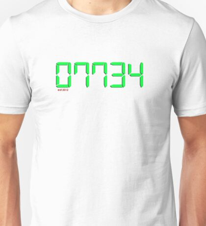 HELLO (calculator) Unisex T-Shirt