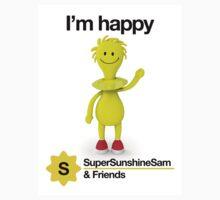 Super Sunshine Sam & Friends - Sam Kids Tee