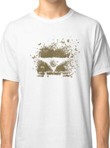 Camper Van of Butterflies Bees and Bugs Classic T-Shirt