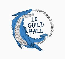 Monster Hunter Le Guild Hall-Lagiacrus Version 2 Base Colors Unisex T-Shirt