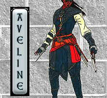 Aveline de Grandpre-Assassin's Creed by ChrisNeal