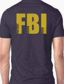 FBI (NATO phonetic) T-Shirt