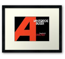 Avant Garde Addiction Framed Print