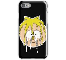 Melting Butters from South Park iPhone Case/Skin