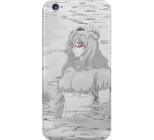 Bleach, Nelliel iPhone Case/Skin