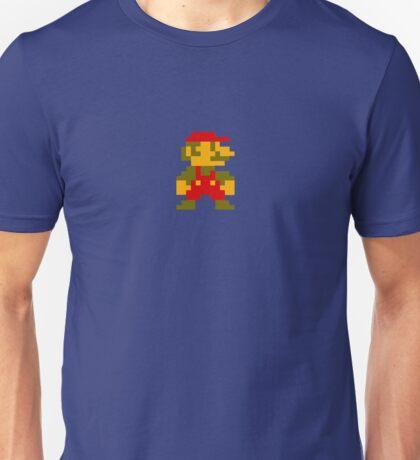 Mario1 GBA Unisex T-Shirt