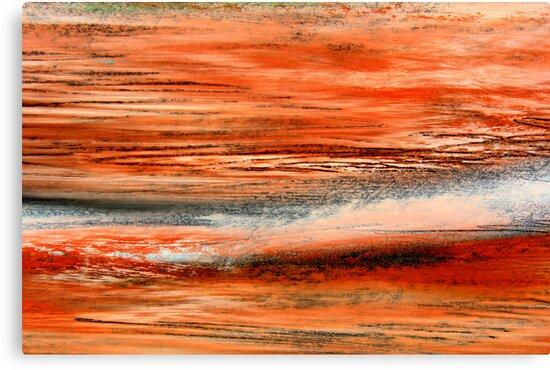 Sea Mist at Dawn by Kathie Nichols