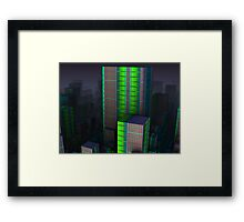 Deep Space 9 Framed Print