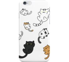 Neko Atsume Cases iPhone Case/Skin
