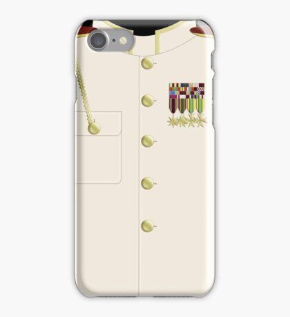 Admiral Rimmer iPhone Case/Skin