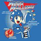 Mega Mallows by moysche