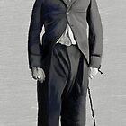 Chaplin by artbyjames