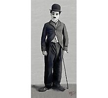 Chaplin Photographic Print