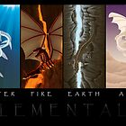 Elementals - Small by KittenPokerUK