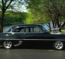 1954 Chevrolet Hot Rod by TeeMack