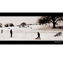 South Park Macclesfield Photographic Print