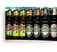 Czech Beer Canvas Print