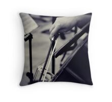 Their First Recital Throw Pillow
