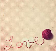 Love Heart by Sybille Sterk