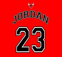 Jordan 23 iPad Case by MrHSingh