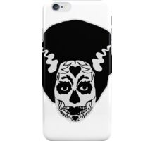 Day of The Dead Bride iPhone Case/Skin