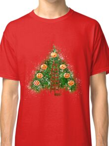 CHRISTMAS WITH DRAGON BALL Classic T-Shirt