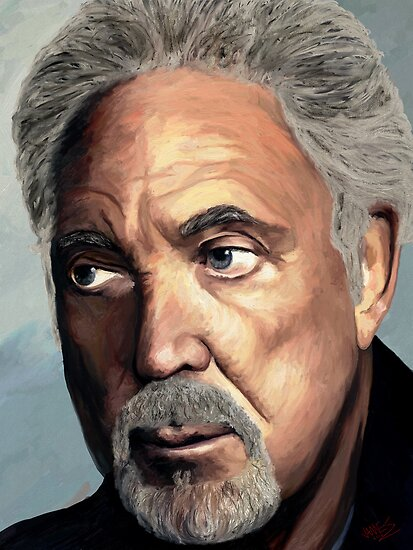 Tom Jones by artbyjames