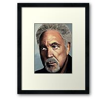 Tom Jones Framed Print