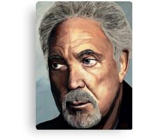 Tom Jones Canvas Print
