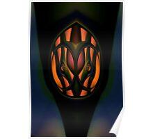 Curvilinear Project No. 32  ( Mirror, Mirror... ) Poster