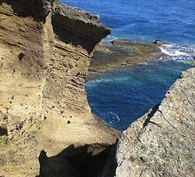 Islet of Vila Franca Azores by laurapm