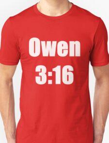Owen 3:16 T-Shirt