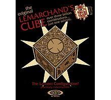 Lemarchand's Cube - Hellraiser Photographic Print