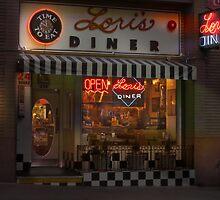 Lori's Diner by David Denny