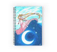 Moon Princess Spiral Notebook