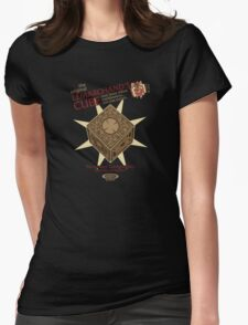 Lemarchand's Cube - Hellraiser Womens Fitted T-Shirt