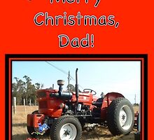 Merry Christmas, Dad! by Maree Clarkson