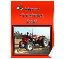 Merry Christmas, Dad! Poster