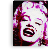 The Smile Canvas Print