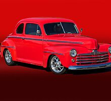1947 Ford Super Deluxe Coupe w/o ID by DaveKoontz