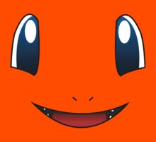 Charmander Face Kids Clothes