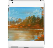 Autumn Landscape 2 iPad Case/Skin